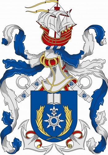 Arms of Naval Academy, Portuguese Navy