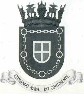 Coat of arms (crest) of the Naval Command, Portuguese Navy