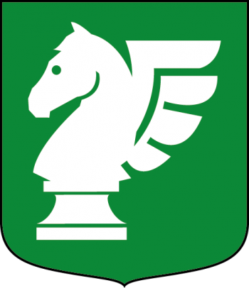 Coat of arms (crest) of the 31st Airborne Battalion, 3rd Cavalry, Swedish Army