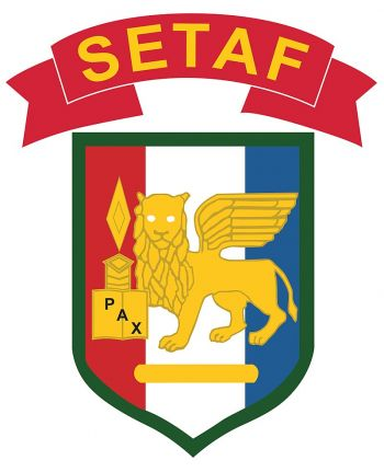 Arms of US Army Africa - Southern European Task Force (USARAF-SETAF)