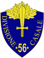 56th Infantry Division Casale, Italian Army.png