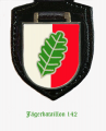 Jaeger Battalion 142, German Army.png
