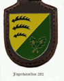 Jaeger Battalion 292, German Army.png