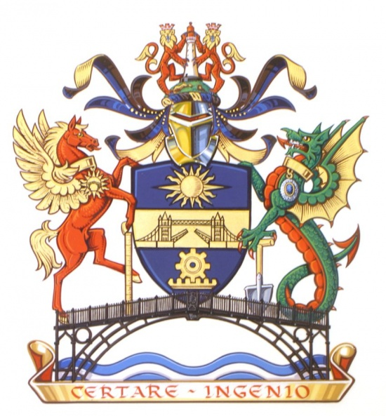Arms of Worshipful Company of Engineers