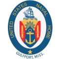 US Naval Home Gulfport, Mississippi, US Navy.png