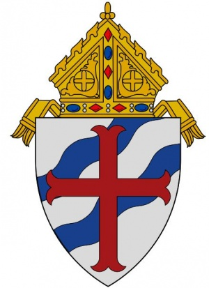 Arms (crest) of Diocese of Grand Rapids