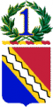 1st Infantry Regiment, US Army.png