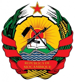 National Arms of Mozambique