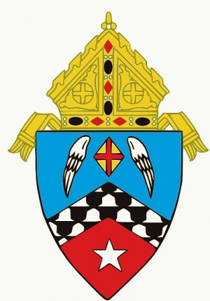 Arms (crest) of Diocese of Stockton