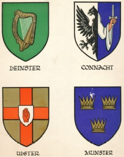 Arms of Ireland