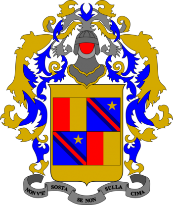 Coat of arms (crest) of the 232nd Infantry Regiment Avellino, Italian Army