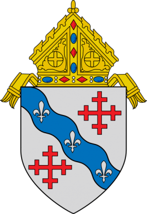 Arms (crest) of Archdiocese of Dubuque