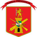 Presidental Guard Battalion, Colombian Army.png