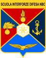 Inter-Arms Atomic, Biological and Chemical Defence School, Italy.png