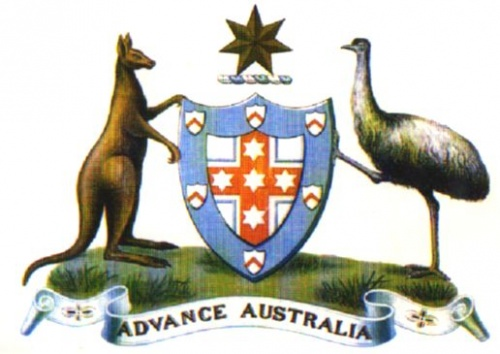 National coat of arms of Australia