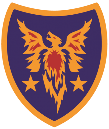 Arms of Army Reserve Aviation Command, US Army