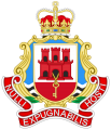 The Royal Gibraltar Regiment, British Army.png