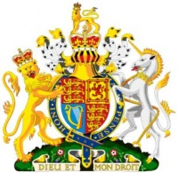 National arms of the United Kingdom