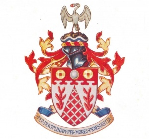 Arms of Chiu Lut Sau Memorial Secondary School