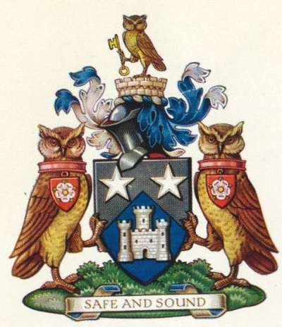 Arms of Leeds Permanent Building Society
