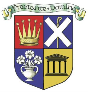 Coat of arms (crest) of High School of Dundee