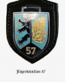 Jaeger Battalion 57, German Army.png
