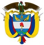 National Arms of Colombia