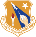 3646th Pilot Training Wing, US Air Force.png