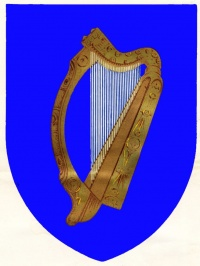 National arms of Ireland