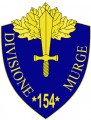 154th Infantry Division Murge, Italian Army.png