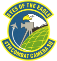 4th Combat Camera Squadron, US Air Force.png