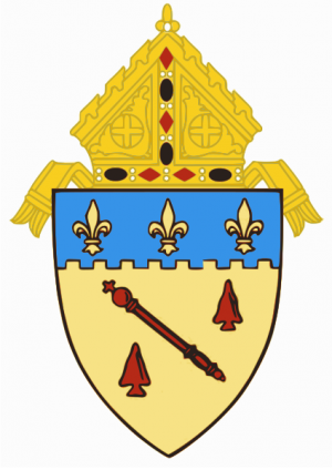 Arms (crest) of Diocese of Baton Rouge