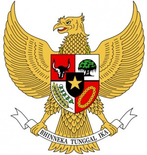 National Arms of Indonesia