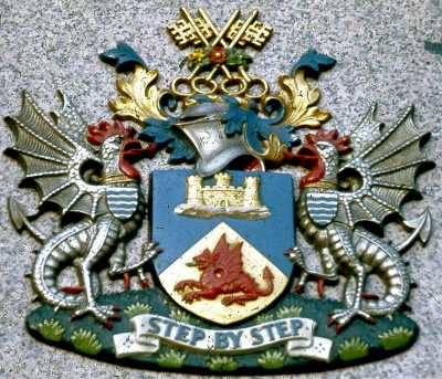 Arms of Co-operative Permanent Building Society