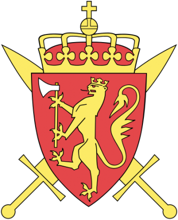 Coat of arms (crest) of the Norwegian Armed Forces