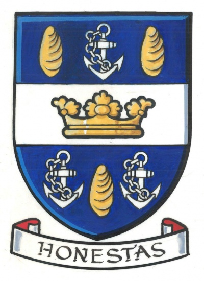 Arms of Royal Musselburgh Golf Club