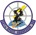 527th Space Agressor Squadron, US Air Force.png