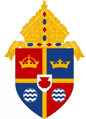 Arms (crest) of Diocese of Brooklyn