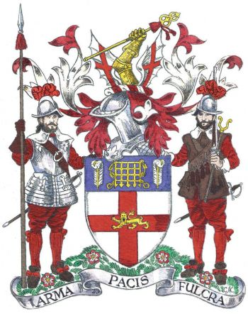 Arms of Honourable Artillery Company