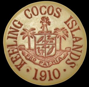 Arms of Cocos (Keeling) Islands