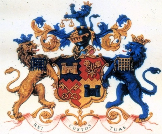 Arms of National Counties Building Society