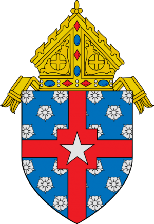 Arms (crest) of Archdiocese of Galveston-Houston