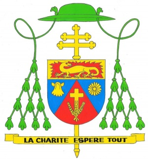 Arms of Maurice Couture
