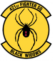 421st Fighter Squadron, US Air Force.png