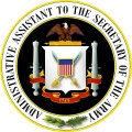 Administrative Assistant to the Secretary of the Army, USA.jpg