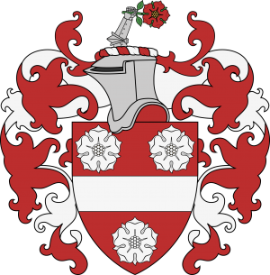 Arms of Jonathan Anthony La Rose