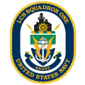Littoral Combat Ship Squadron One, US Navy.png