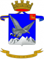 5th Mountain Artillery Regiment, Italian Army.png