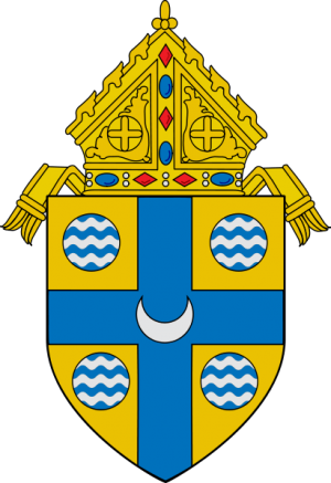 Arms (crest) of Diocese of Springfield in Illinois