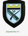 Jaeger Battalion 571, German Army.png